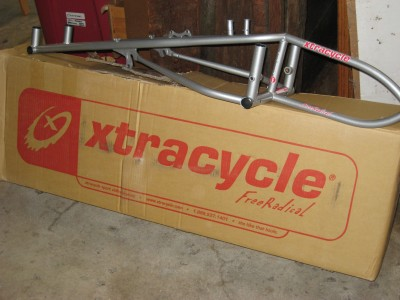 Xtracyle out of box