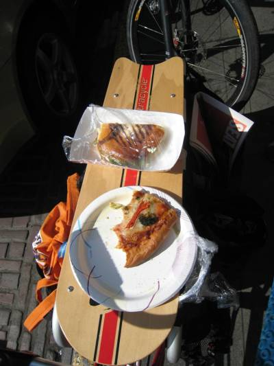 michou sandwiches xtracycle style