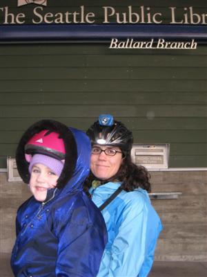 Sunday at the BallardLibrary