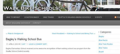 Walk.Bike.Schools!