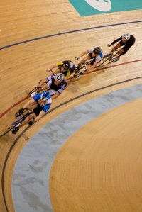 velodrome by flickr member Graeme Maclean; _gee_ (creative commons by: 2.0 License